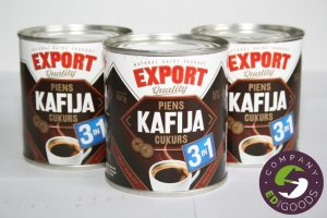 Milk with sugar and coffee EXPORT 400g