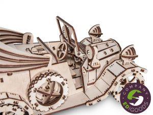 3D puzzle – Retro Car