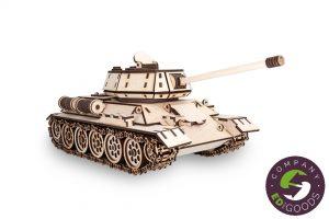 3D puzzle – TANK T-34