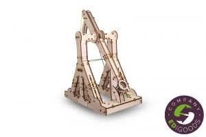 3D puzzle – TREBUCHET