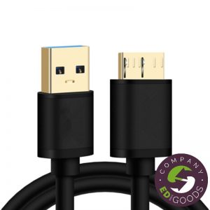 High Speed Premium Cable USB-A to Micro-USB