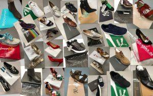 Brand mix Shoes Grade A